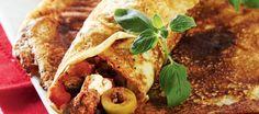 Jauheliha-fetatäyte letuille | Pääruoat | Reseptit – K-Ruoka