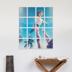 Vista Photo Mural White by Umbra, $150, now featured on Fab.