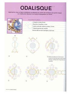 abalorios: esquemas de anillos y colgantes « Variasmanualidades's Blog