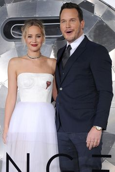 Jennifer Lawrence and Chris Pratt's On-Set Antics Got Them 'ShushedSometimes'
