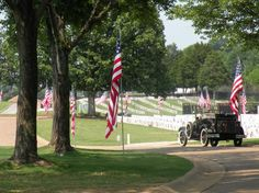 Chattanooga National Cemetery, May 27, 2012