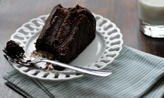 DSC 0197 Moist Chocolate Cake