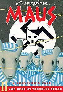 Maus II : And Here My Troubles Began book by Art Spiegelman