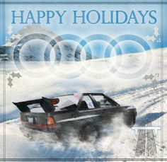 Audi Sport  Happy Holiday from Car-Bahn motorsports