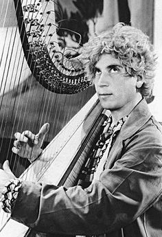 Only Harpo Marx could play 'Take Me Out to the Ballgame' on a harp on I Love Lucy, and be completely mesmerizing
