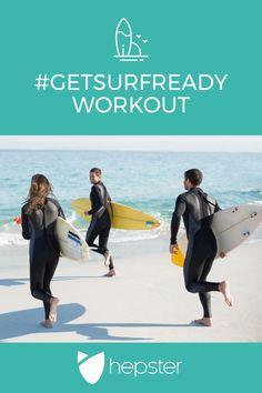 SURF-WORKOUT: So einfach machst Du Dich fit für den Surfurlaub! Ob Surfanfänger oder Vollprofi – wenn Du gut und vor allem viel und lange surfen möchtest, dann ist eine gewisse körperliche Fitness unbedingt notwendig. Unser Surf-Workout lässt Dich ganz sicher nicht im Stich!
