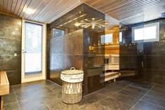 Sauna Steam Room, Store Design, Saunas, Traditional, Contemporary, House, Furniture, Jacuzzi, Home Decor