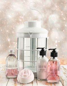 Christmas - Bath and Body: Pinktastic Christmas Hamper for Her! Christmas Hamper, Christmas Gifts, Hampers For Her, Same Day Delivery Service, Soap Dispenser, Bath And Body, Gift Ideas, Stuff To Buy, Mom