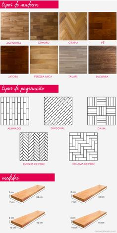 Taco de madeira é tendência - veja ambientes, modelos e dicas!
