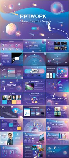 Best Creative cartoon PowerPoint template on Behance #powerpoint #templates #presentation #animation #backgrounds #pptwork.com #annual #report #business #company #design #creative #slide #infographic #chart #themes #ppt #pptx #slideshow
