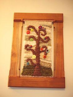 bastidores madera telares decorativos chile - Buscar con Google Lana, Weaving, Tapestry, Frame, Crafts, Handmade, Chile, Home Decor, Google