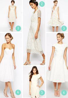 Mi vestido de novia lo he comprado en Asos. No, no estamos locas y estos ejemplos te lo van a demostrar.