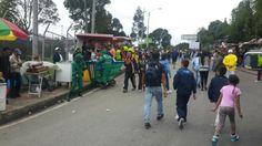 18-04-2014  Recolecciòn de residuos en Monserrate.