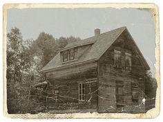 Vielle Maison a Val-Jalbert