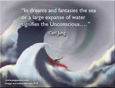 I found that the unconscious is working out enormous collective fantasies. ~Carl Jung, 1925 Seminar, Page 35