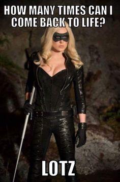 Caity Lotz - Canary #arrow #legends
