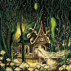 """""""Why is this shrine threatenin'  saying he won't lemme in?  Doesn't he know I'm fresh  like the cusp of new religion?"""" by James R. Eads"""