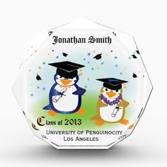 Graduation Penguins Award