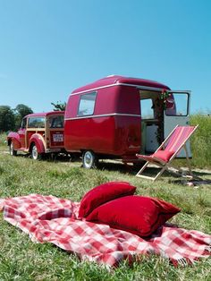 I want a vintage trailer!
