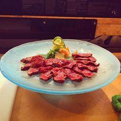 #Wagyu #Kobe #Beef #Tataki #Special #FoodPorn #InstaFood #Work #Nobu #BeautifulDay by efegeiseri