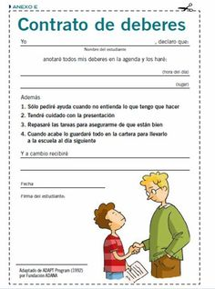 Telesalud (TDAH) Trastornos por Déficit de atención con y sin hiperactividad Flipped Classroom, Spanish Classroom, Teaching Spanish, Elementary Spanish, Classroom Organization, Classroom Management, English Activities, School Worksheets, Teacher Tools