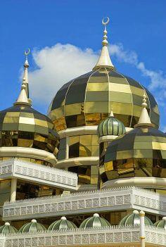 Crystal Mosque Malaysia༺ ♠ ༻*ŦƶȠ*༺ ♠ ༻