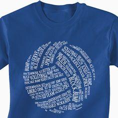 vball shirt