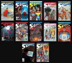 Portadas All Star Superman