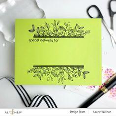 Hand Lettering Envelopes, Mail Art Envelopes, Calligraphy Envelope, Addressing Envelopes, Diy Envelope, Envelope Design, Diy Cadeau, Washi, Pen Pal Letters