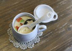 【滑嫩極潤的日式茶碗蒸】 - 文章