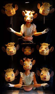 BIL BAIRD The Mel Birnkrant Collection / Elsie the Cow