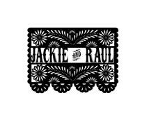 Papel Picado Custom Rubber Stamp great for weddings