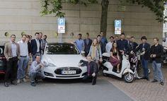 Cleantech Revolution — EV Leaders, Tesla Shuttles, Cleantech Entrepreneurship & Investing