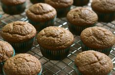 Baked Bean Muffins - Dinner With Julie Pumpkin Pie Spice, Pumpkin Puree, Pumpkin Pumpkin, Donut Recipes, Cooking Recipes, Cupcake Recipes, Brunch Recipes, Healthy Recipes, Ground Sirloin