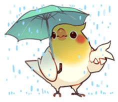 Coca Bird sticker #6051169