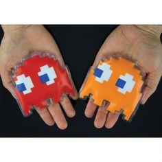 Chauffe-Mains PacMan : Achat Cadeau Nostalgeek sur Rapid-Cadeau.com