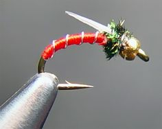 How to tie the nuke egg pattern for fly fishing | Video  Wonder