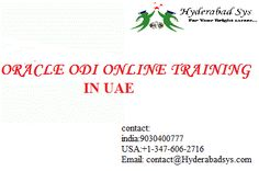 #oracleODIonlinetraining #oracleODIonlineclasses