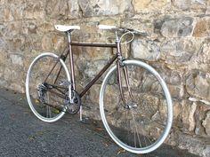 Vintage bike #campagnolo #atala