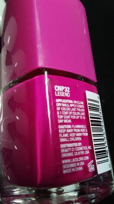 "Color last ""legend"" Drink Bottles, How To Apply, Cosmetics, Drinks, Tableware, Colors, Drinking, Beverages, Dinnerware"