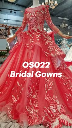 Red Quinceanera Dresses, Fashion Sewing, Bridal Gowns, Ball Gowns, Formal Dresses, Vestidos, Bride Dresses, Ballroom Gowns, Dresses For Formal