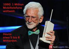 #Technuggets #Weisheit #Handy #Mobiltelefon #Statistiken