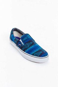 3b604f4de3 Vans X Pendleton Slip-On Sneaker