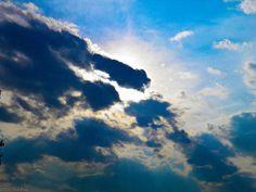 Cloudy Sky's A Rollin In
