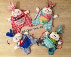roba da Pat...zy: coniglietti pasquali