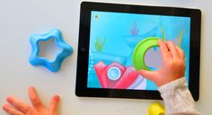 Designworks: Tiggly Shapes - Industrial Design of the first interactive iPad toys for toddlers