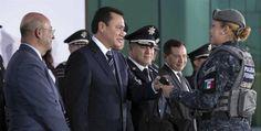 Nuevo sistema cambiará rostro de justicia en México: Osorio Chong
