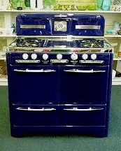 O'Keefe and Merritt stoves