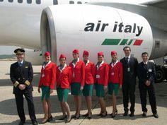 Italy, Air Italy