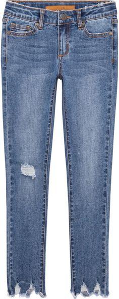 The Rocker Raw Hem Ankle Skinny Jeans Fashion Kids, Autumn Fashion, Bermuda Shorts, Skinny Jeans, Ankle, Pants, Women, Trouser Pants, Fall Fashion